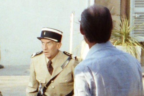 Louis de funès gendarme et jean girault