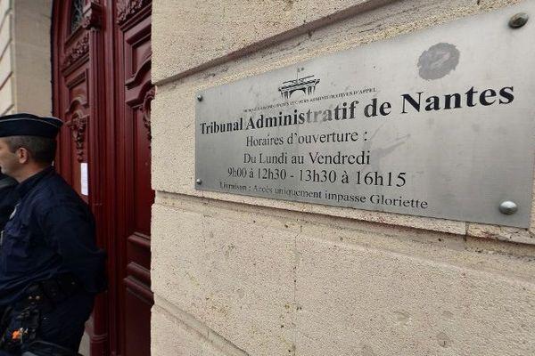 Tribunal administratif de Nantes