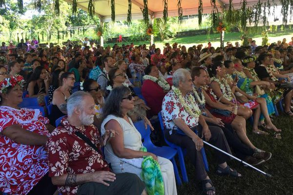 journée polynésienne UPF