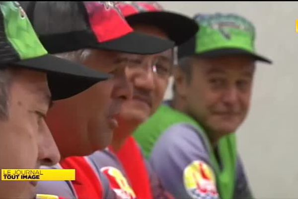 Treize équipes au départ de la Tetiaroa race