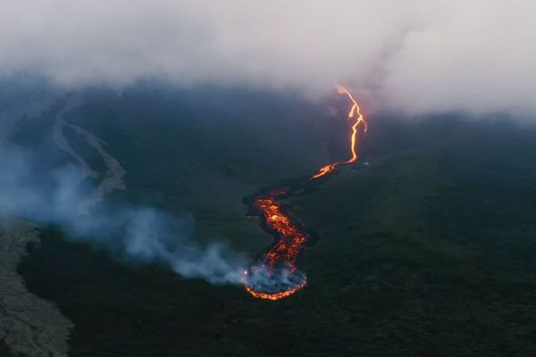 Ces magnifiques images aériennes ont été réalisées par DWP Dream World Production, le 12 août.