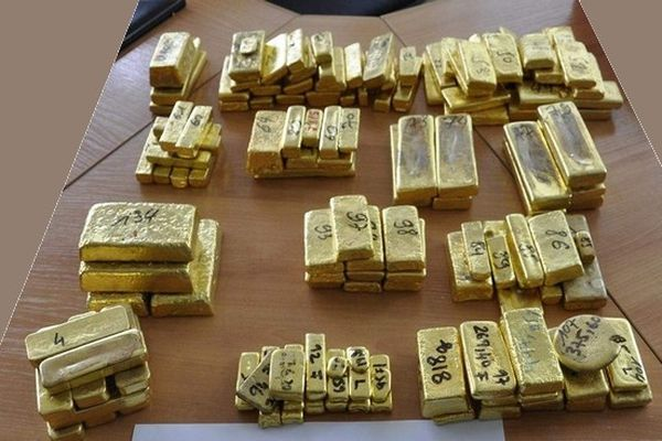 Mayotte : saisie d'or
