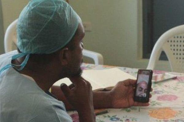 Médecine via internet au vanuatu