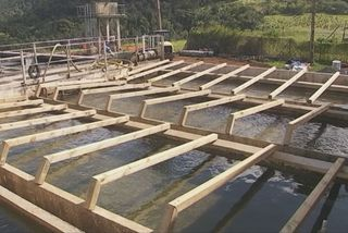 Usine de production d'eau à Vernou 1