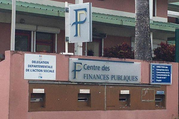 Centre des impôts de Cluny
