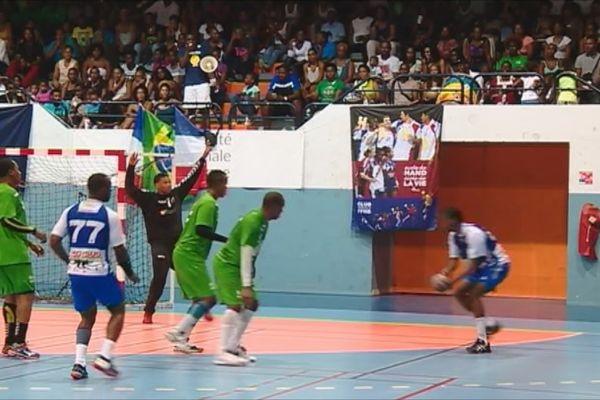 handball masculin Gondeau/cap 110