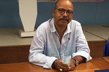 René Meril, désigné président par le bureau du CTOSMA.