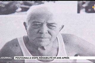 La réhabilitation de Pouvanaa A Oopa unanimement saluée à Tahiti