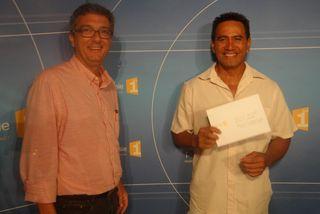 François Nuupure le grand gagnant d'un weekend à l'Intercontinental Moorea