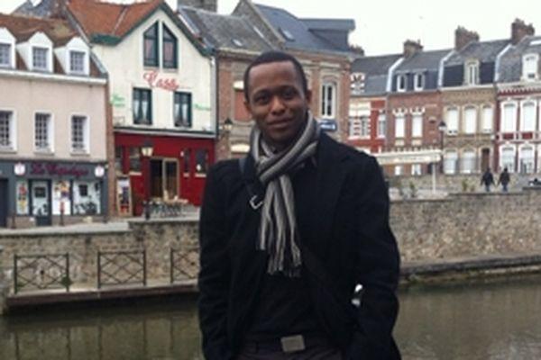 Rovy, 25 ans, étudiant à Paris