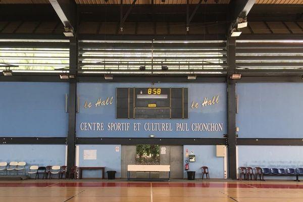 Le Hall des Sports Paul Chonchon