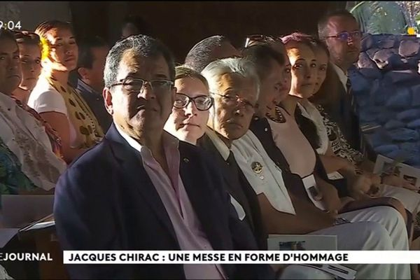 Dernier adieu à Jacques Chirac