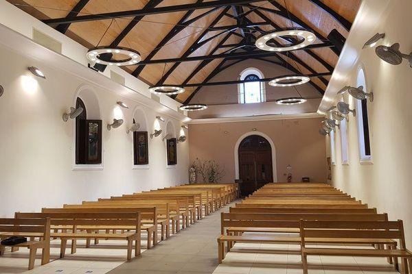 Eglise Notre-Dame du Mont Carmel Grand-Bois