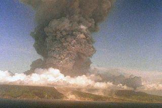 Volcan Montserrat