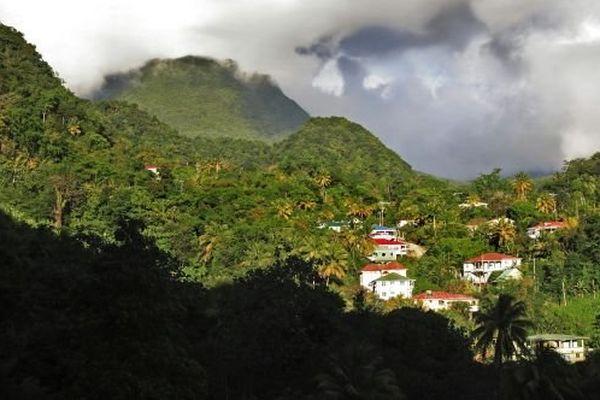 La Dominique Vallée de Roseau