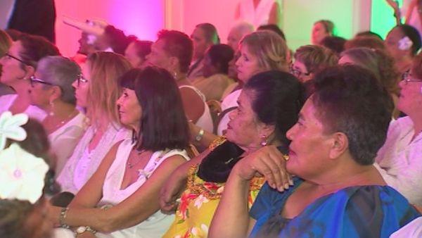 Capture meeting femmes Calédonie Ensemble Philippe Dunoyer hôtel Anse-Vata (2 juin 2017)