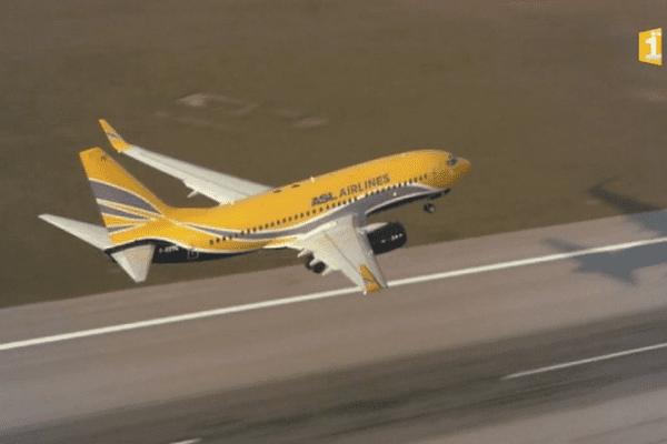 avion ASL Airlines