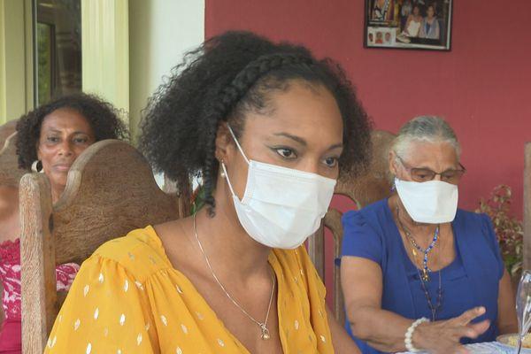 Cayenne : un médecin anesthésiste réanimateur guyanaise en première ligne