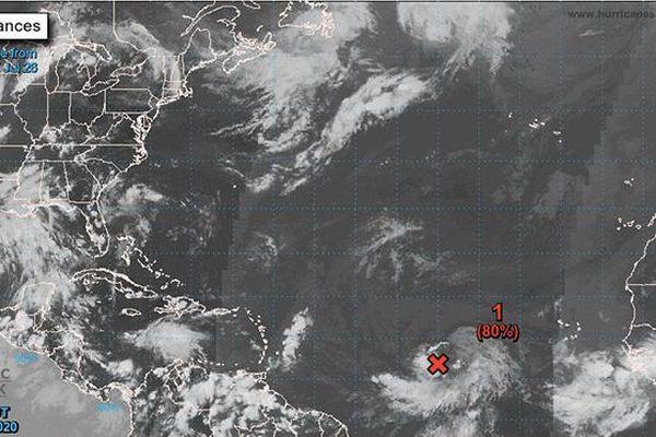 Carte satellite 26 juillet 2020 (soir)