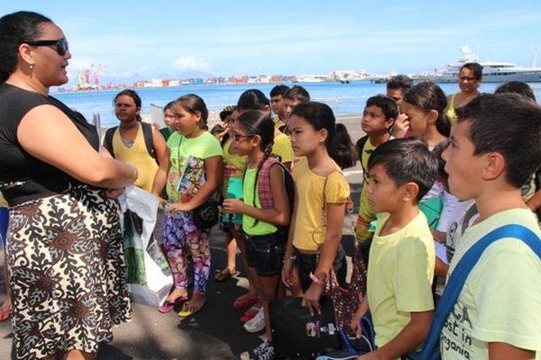 Randonnée centenaire Papeete