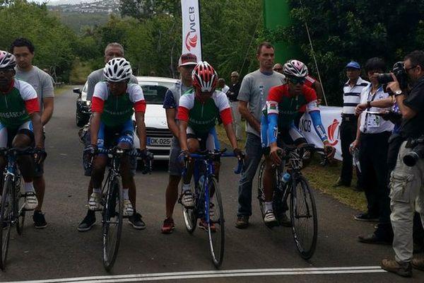 L'équipe de Madagascar