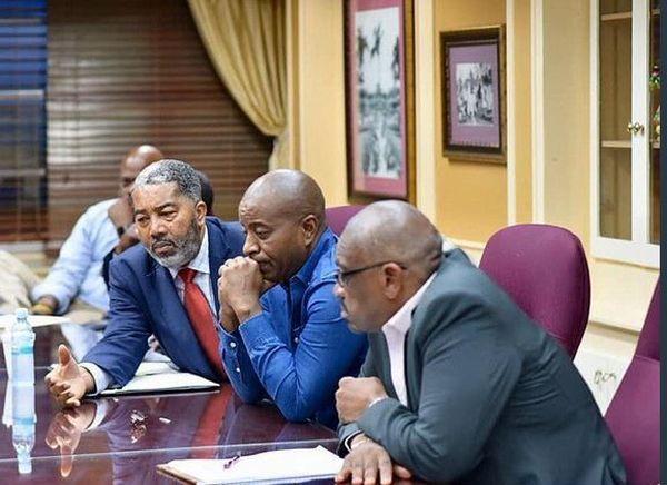 Bahamas cabinet de ministres