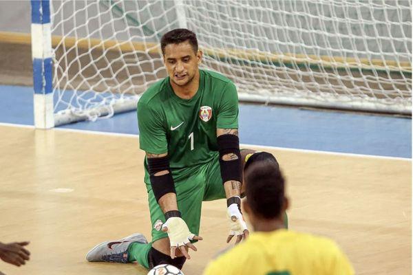 L'AS Pirae aux Oceania de Futsal Champions League 2019