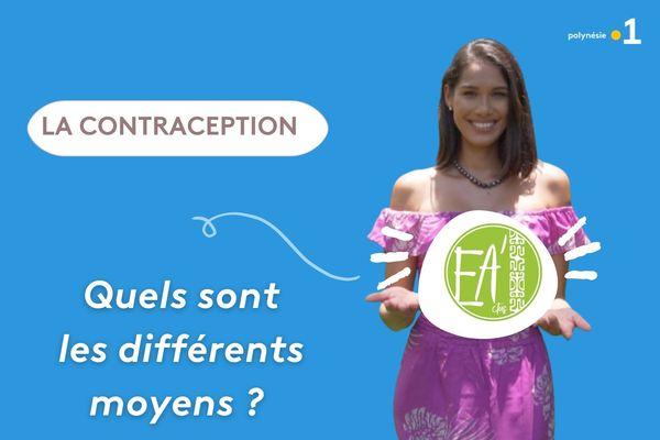 Ea'ctus #18 : les différents moyens de contraception