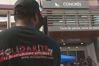 Solidarité NC en grève pour l'emploi local