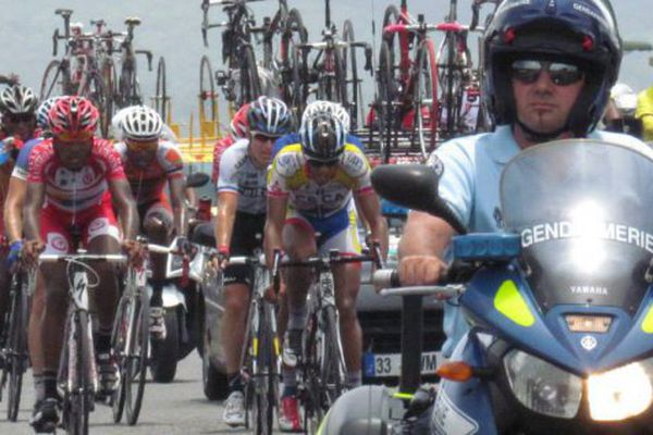 Cyclisme Tour de Martinque