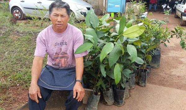 Ya Hu agriculteur à Cacao
