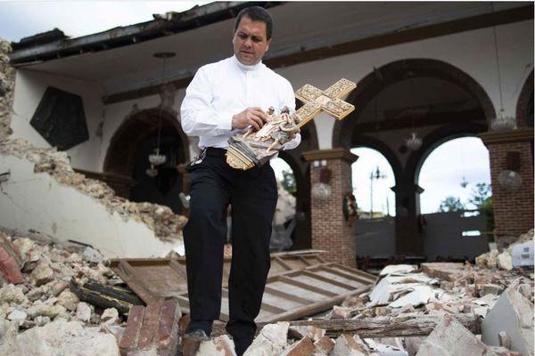 Porto Rico séisme