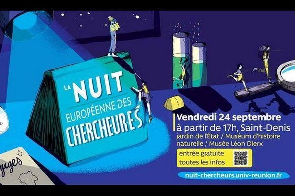 Nuit des chercheurs 2021 à Saint-Denis