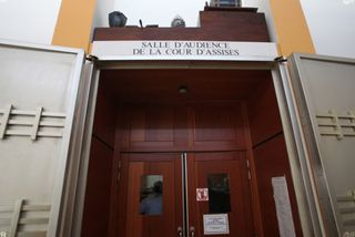 Salle cour assises