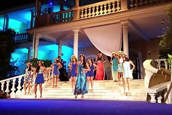 répétition générale Miss Tahiti 2016