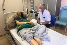 Le service de soins palliatifs à Sainte-Clotilde