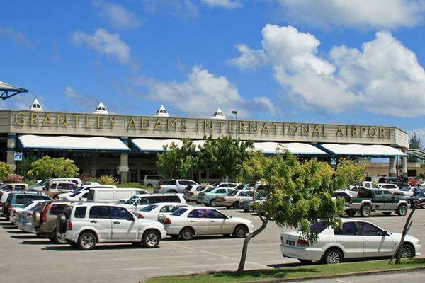 Barbade Aeroport