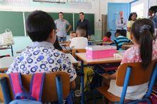 Avec la loi adoptée jeudi à l'Assemblée nationale, l'utilisation du créole à l'école pourrait être facilitée.