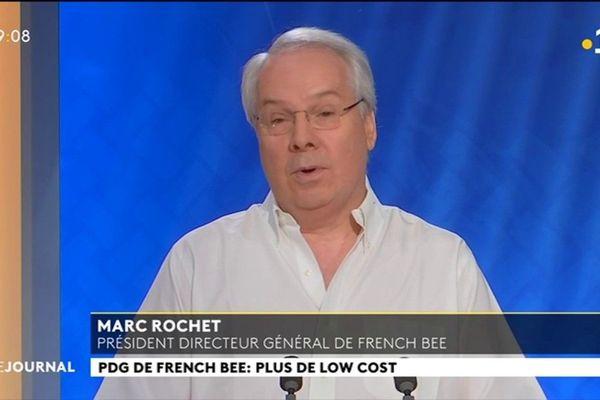 Marc Rochet : « 150.000 passagers en 1 an, nous avons connu ce succès qu'il faut consolider »