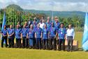 Annick Girardin est aux îles Samoa pour le sommet des petits Etats insulaires