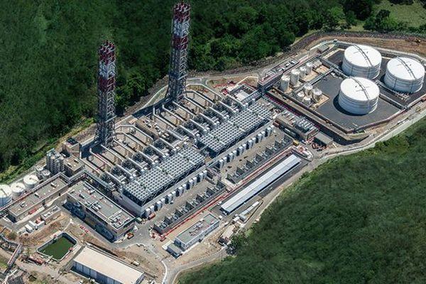 EDF Martinique