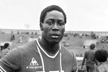 Jean-Pierre Adams, footballeur international français - 1977