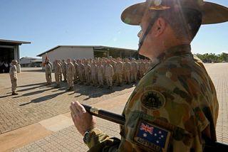 L'Australie rejoint la coalition internationale