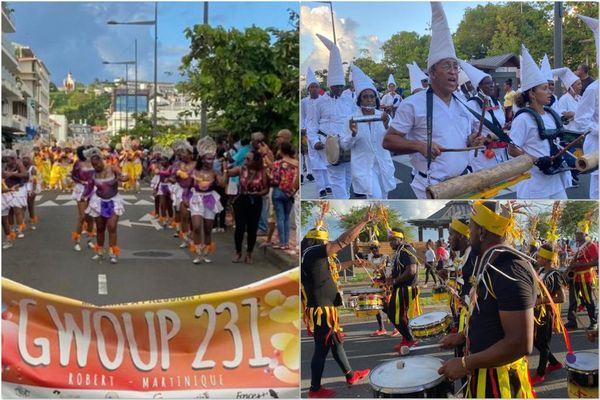 Parade / groupes à pieds / carnaval