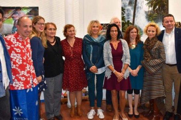 La Marquisienne Lindah Desjardins, lauréate du concours de nouvelles de la Délégation de la Polynésie à Paris