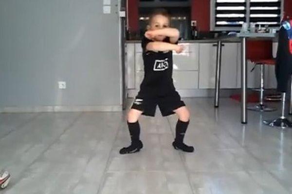 haka enfant de 6 ans