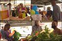 La Poste a lancé les colis du terroir pour soutenir l'activité des marchandes au grand marché de Fort-de-France