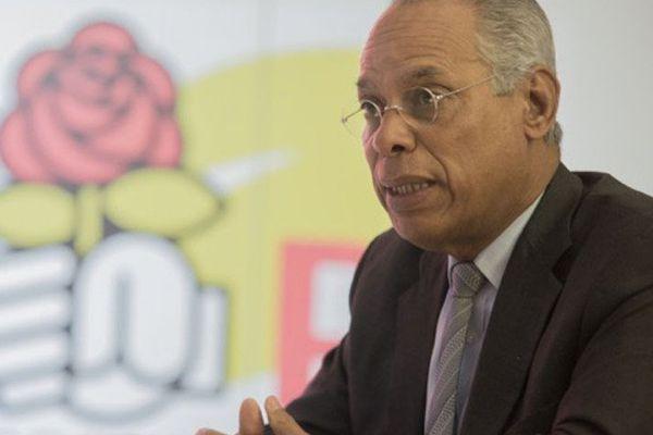 Victorin Lurel, de nouveau secrétaire national du Parti Socialiste chargé de l'outre-mer