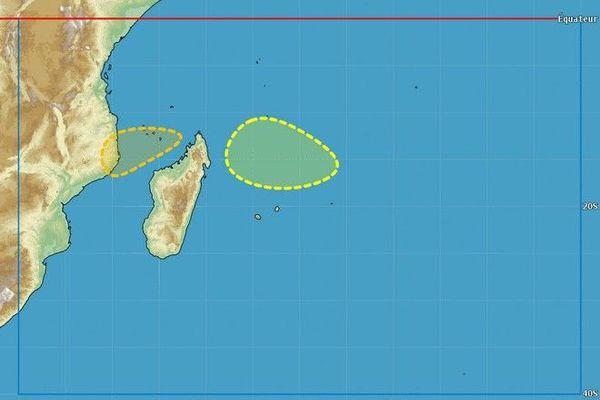 meteo systeme depression suivies au mercredi 25 décembre 251219