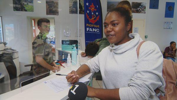 Centre de recrutement de l'armée